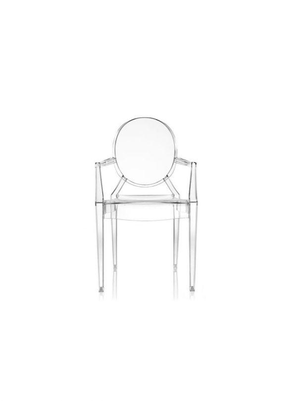 Chaise Louis Ghost par Kartell
