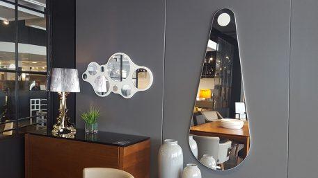 Drop grand miroir