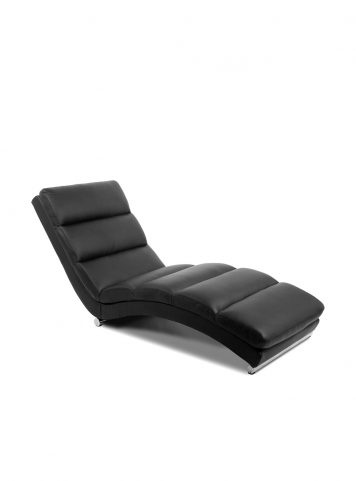 Slinky chaise longue