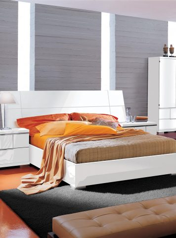 Neige - bed
