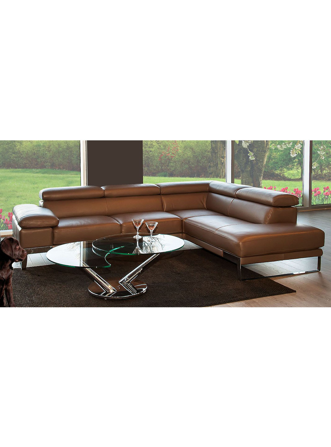 Domus loveseat sofa or sectional mariette clermont for Sofa modulaire liquidation