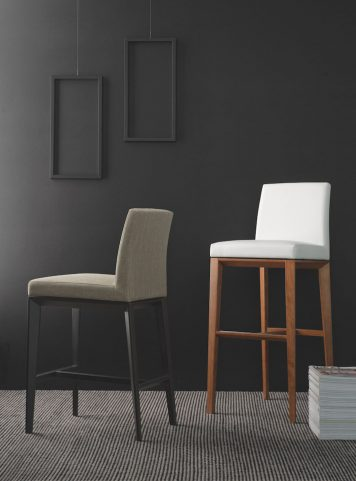 Bess stool by Calligaris