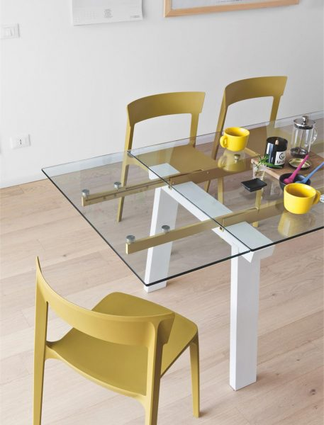 Table Levante par Calligaris