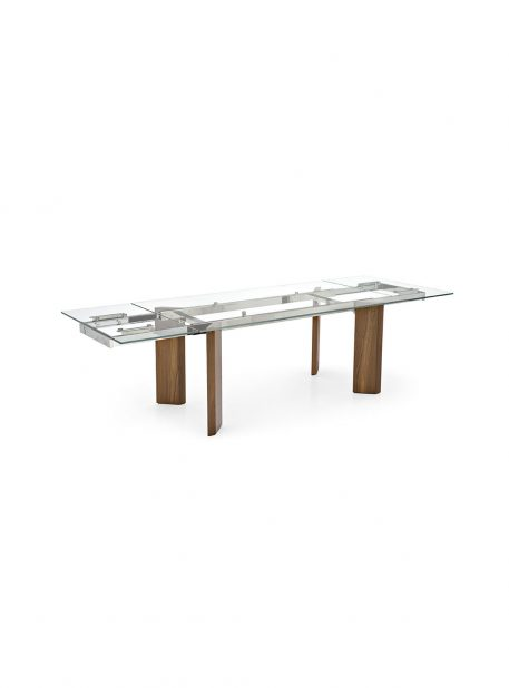 Tower extending table by Calligaris
