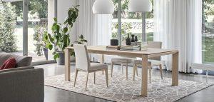 Table Omnia bois Calligaris