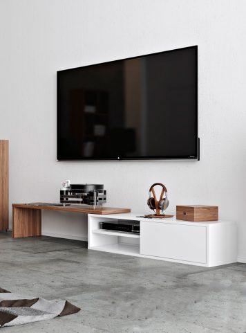 Meuble audio video Move par Tema Home