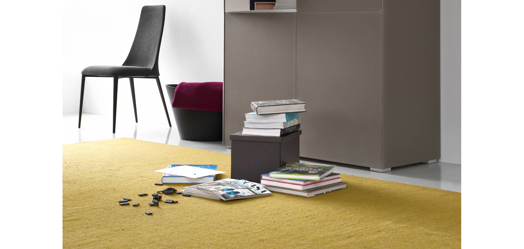 Very flat tapis calligaris cs 7144 mariette clermont for Calligaris soldes