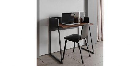 Volga - black desk