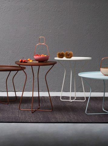 Tuft occasional table by Alf Dafrè