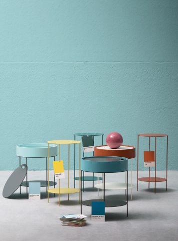 Wok occasional table by Alf Dafrè