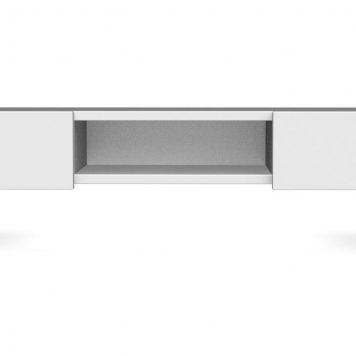 TV Unit - Sipario - white