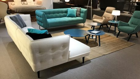 Asolo sofa by Theca