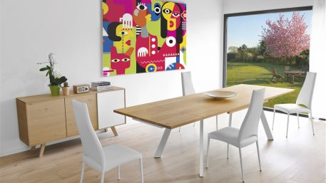 Table Ponente Calligaris