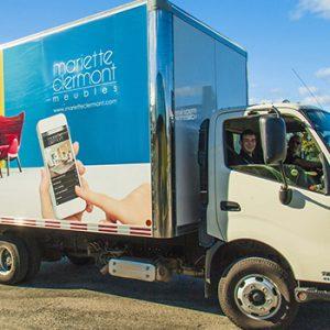 image carriere distribution livraison