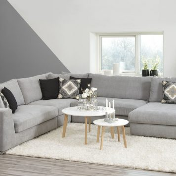 Amery sectional by Actona