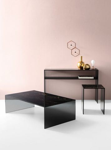 Bridge occasional table by Calligaris