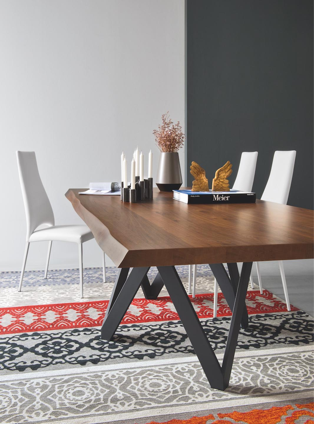Cartesio table calligaris mariette clermont for Calligaris soldes