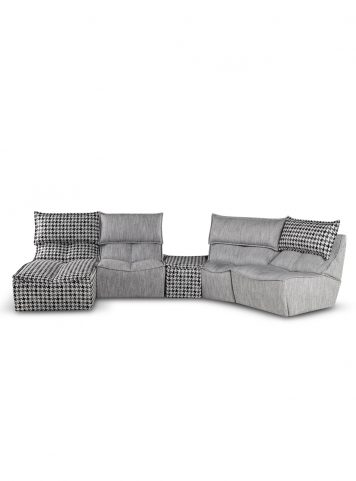 Hip Hop - modulable sofa