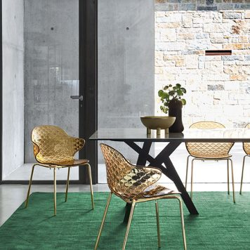 Table Jungle par Calligaris