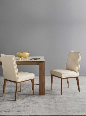 Romy chair by Calligaris