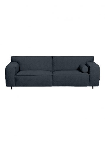 Vesta Gena dark grey - Sofa