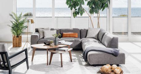 Canapé modulable Vesta par Furninova