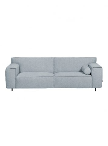 Vesta Runner light grey - Sofa