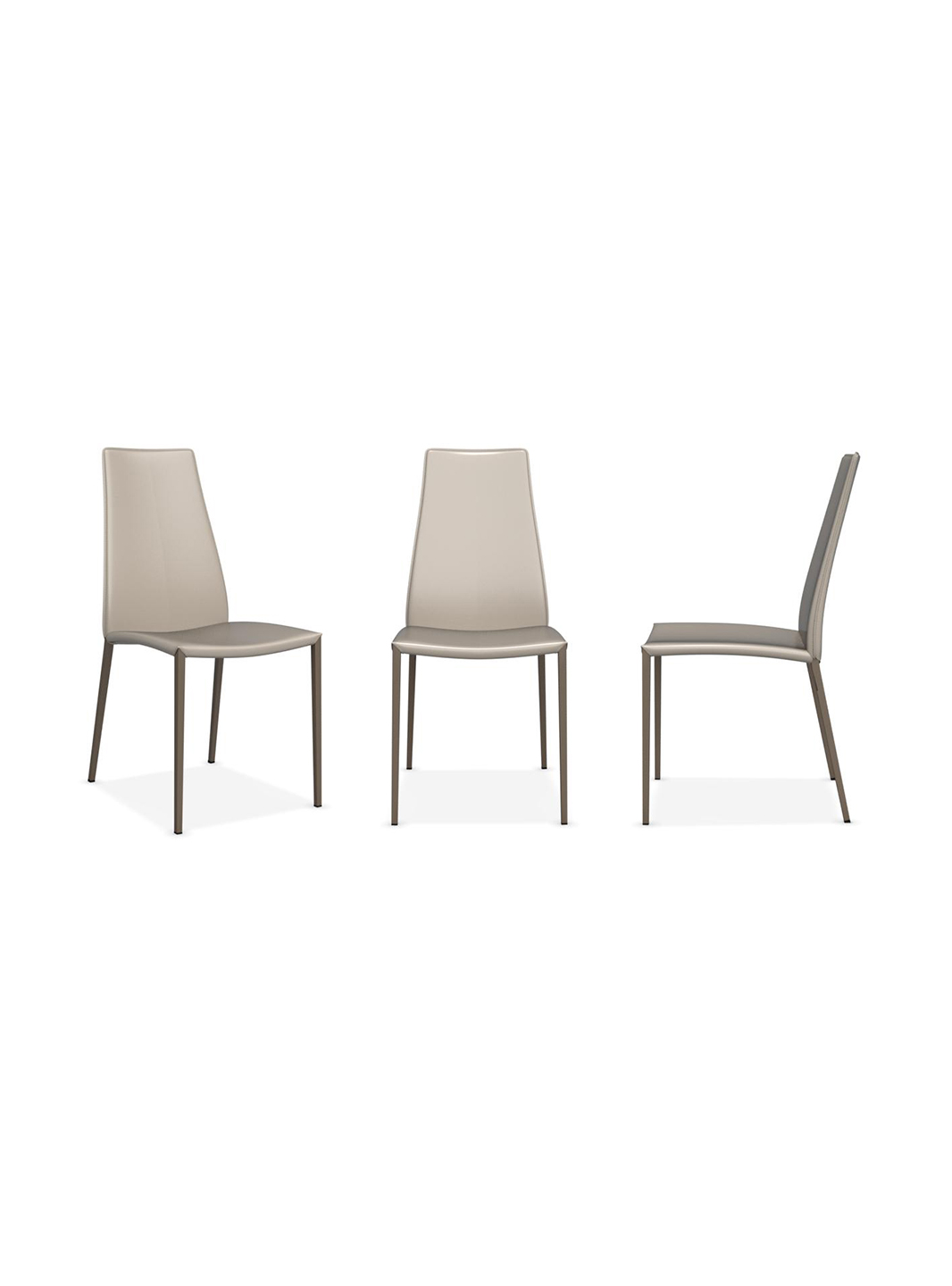 Aida chaise calligaris cs 1452 mariette clermont for Calligaris soldes
