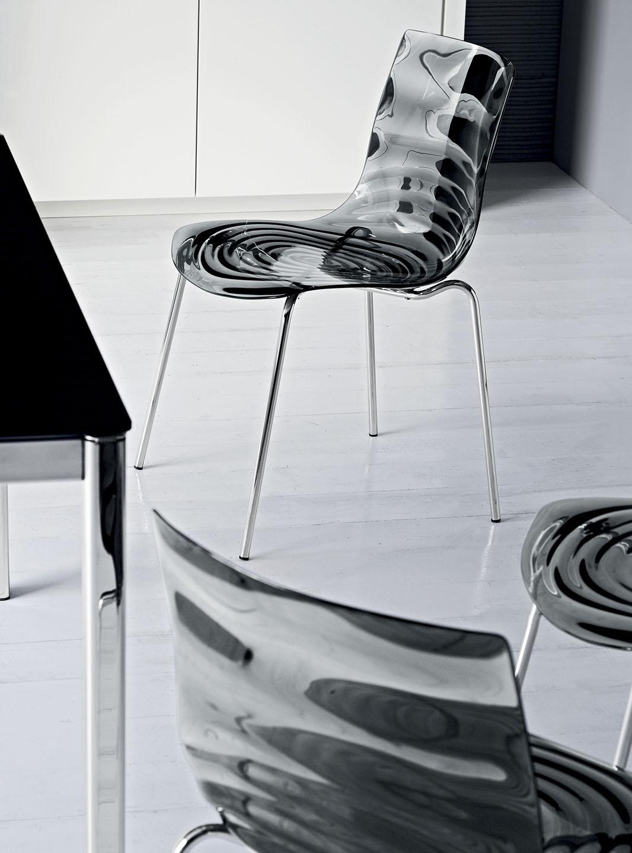 l 39 eau chaise calligaris cb 1273 mariette clermont. Black Bedroom Furniture Sets. Home Design Ideas