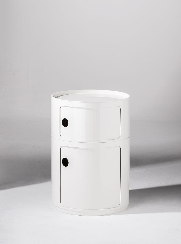 Componibili meuble de rangement kartell mariette clermont for Meuble kartell