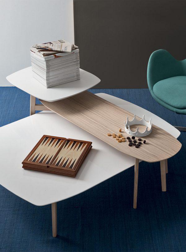 Table à café Match par Calligaris
