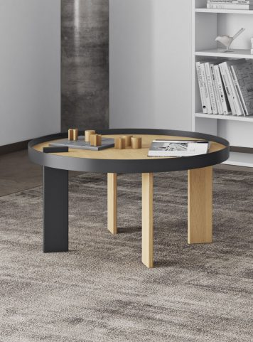 Table d'appont Bruno par Tema Home