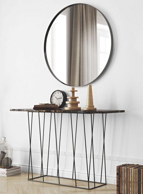 Table console Helix par Tema Home