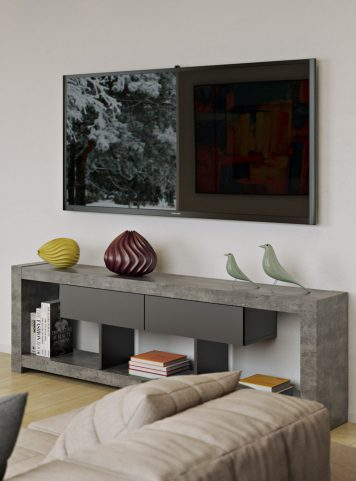 Nara TV stand by Tema Home