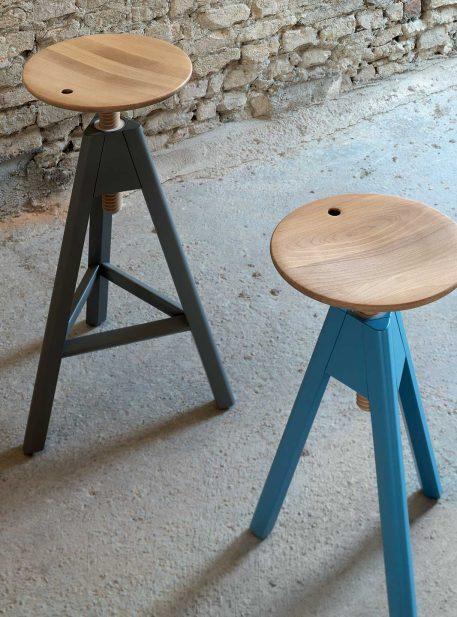 Tabouret Vitos par Miniforms