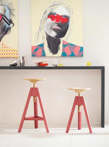Vitos stool by Miniforms