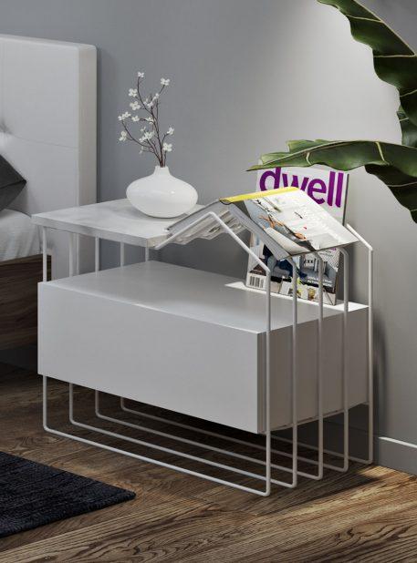 Table de chevet Domi par Tema Home
