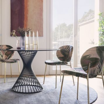 Table Vortex par Calligaris
