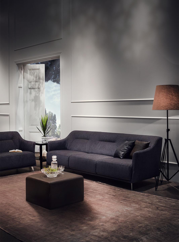 massimo canap 3 ou 4 places mariette clermont. Black Bedroom Furniture Sets. Home Design Ideas