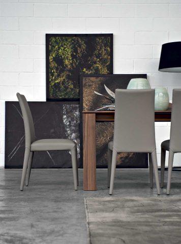 Anais chair by Calligaris