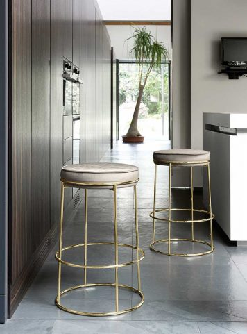 Atollo stool by Calligaris