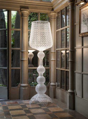 Lampe Kabuki de Kartell