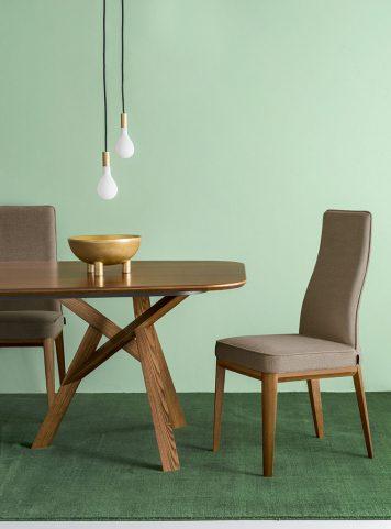Margot chair by Calligaris