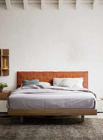 Teo bed by Alf Dafre
