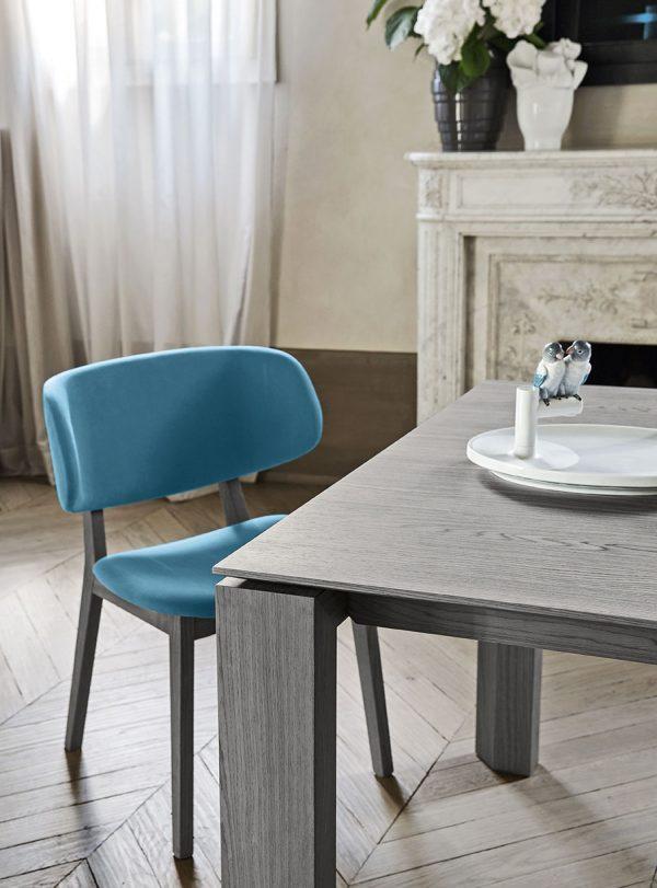 Table Omnia bois par Calligaris