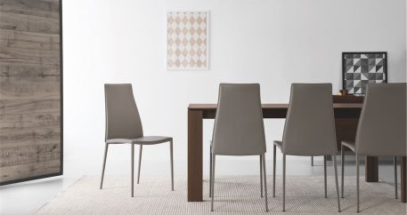 Table Omnia bois par Calligaris