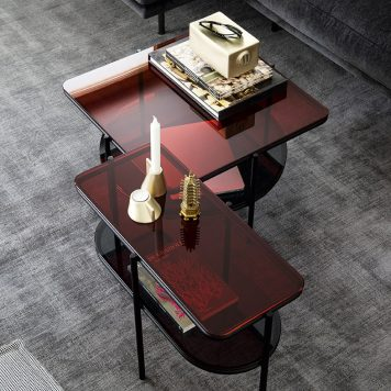 Table à café Puro par Calligaris