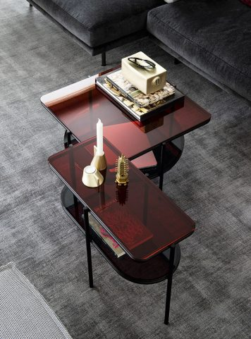 Puro coffee table by Calligaris