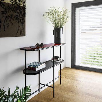 Table console Puro par Calligaris