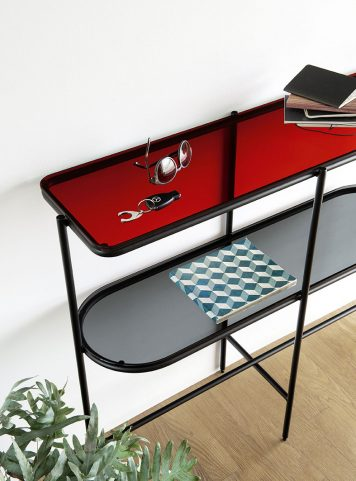 Puro console table by Calligaris